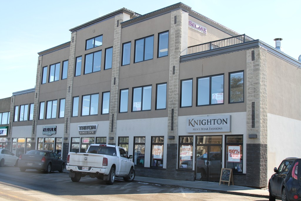 Main Photo: 204 314 McLeod Avenue: Spruce Grove Office for lease : MLS® # E4055486