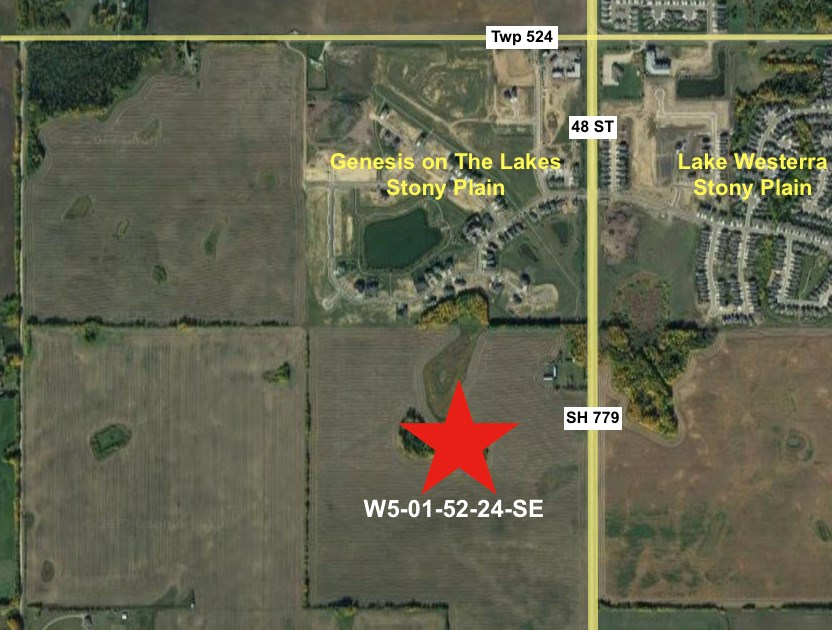 Main Photo: 52314 SH 779: Rural Parkland County Rural Land/Vacant Lot for sale : MLS® # E4056947