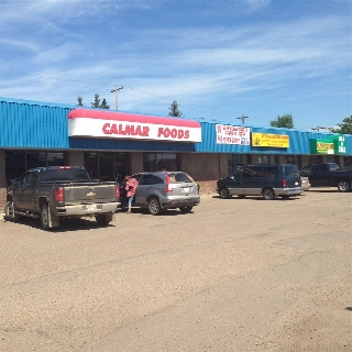 Main Photo: 5010 50 Avenue: Calmar Retail for sale : MLS® # E4058066
