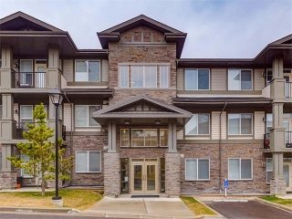 Main Photo: 303 48 PANATELLA Road NW in Calgary: Panorama Hills Condo for sale : MLS(r) # C4110473