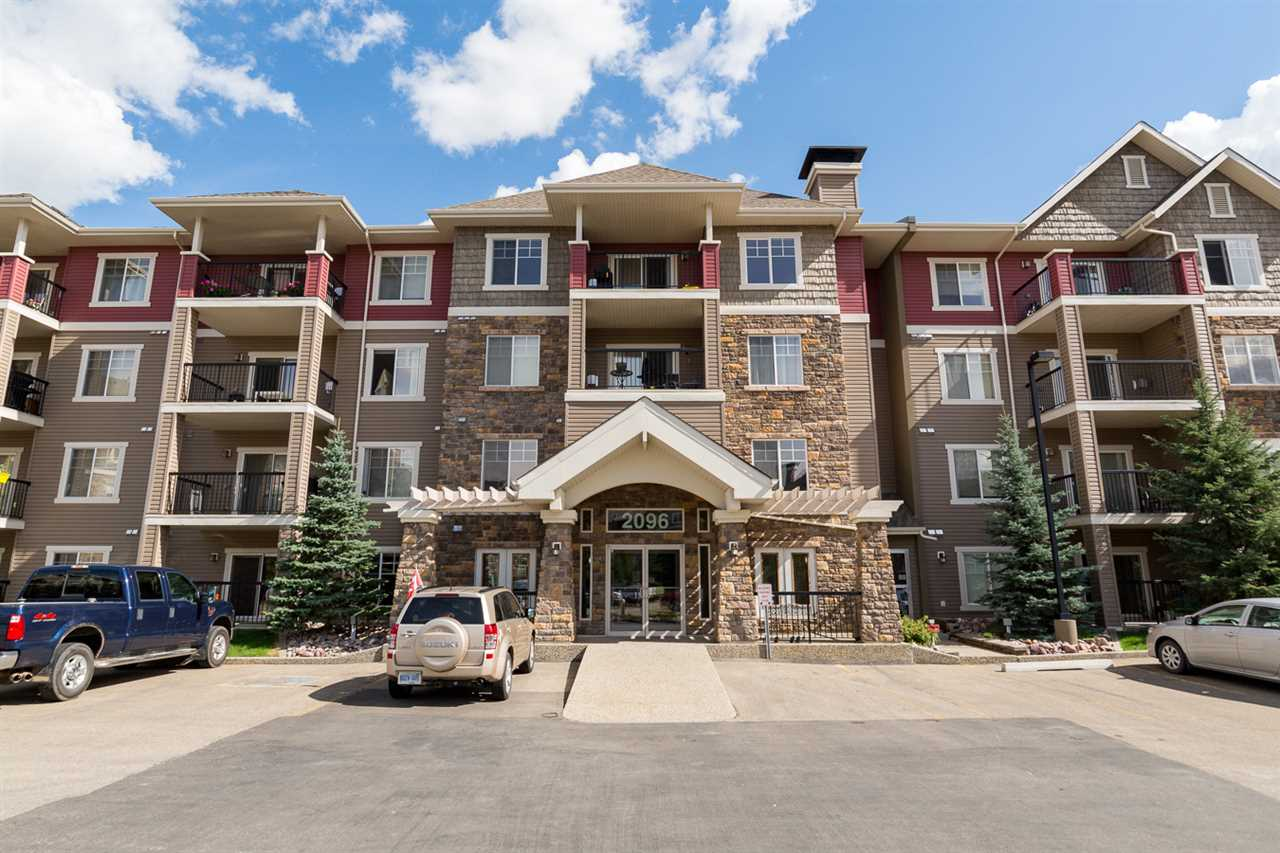 Photo 1: 148 2096 Blackmud Creek Drive in Edmonton: Zone 55 Condo for sale : MLS(r) # E4063787