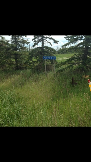 Main Photo: TWP RD 502 & RGE RD 250: Rural Leduc County Rural Land/Vacant Lot for sale : MLS(r) # E4064472