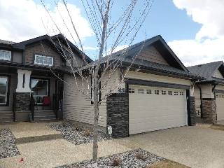 Main Photo:  in Edmonton: Zone 55 House Half Duplex for sale : MLS(r) # E4070442
