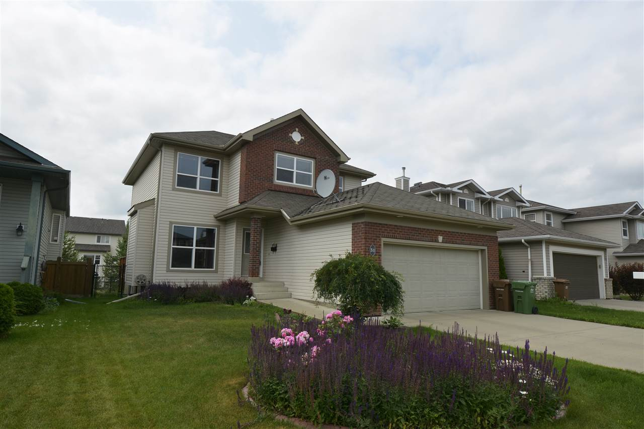 Main Photo: 31 NEWPORT Crescent: St. Albert House for sale : MLS(r) # E4073538