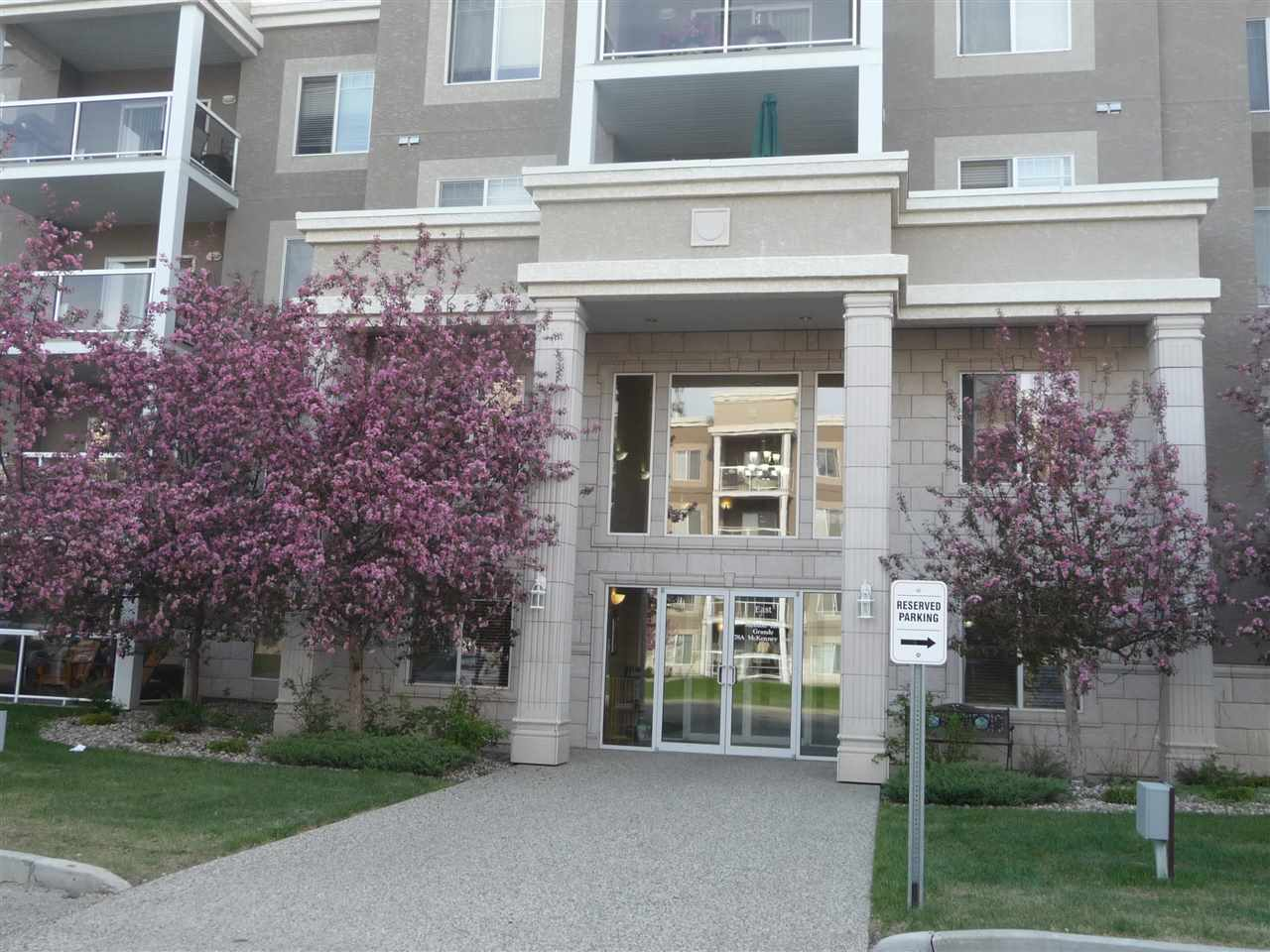 Main Photo: 317 78A MCKENNEY Avenue: St. Albert Condo for sale : MLS(r) # E4074635
