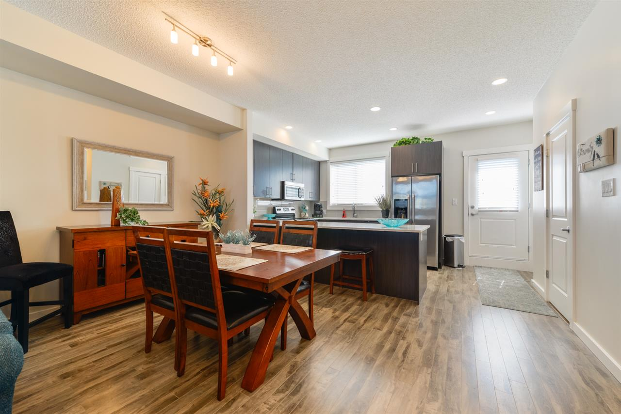 Main Photo: 45 903 Crystallina Nera Way in Edmonton: Zone 28 Townhouse for sale : MLS® # E4077782