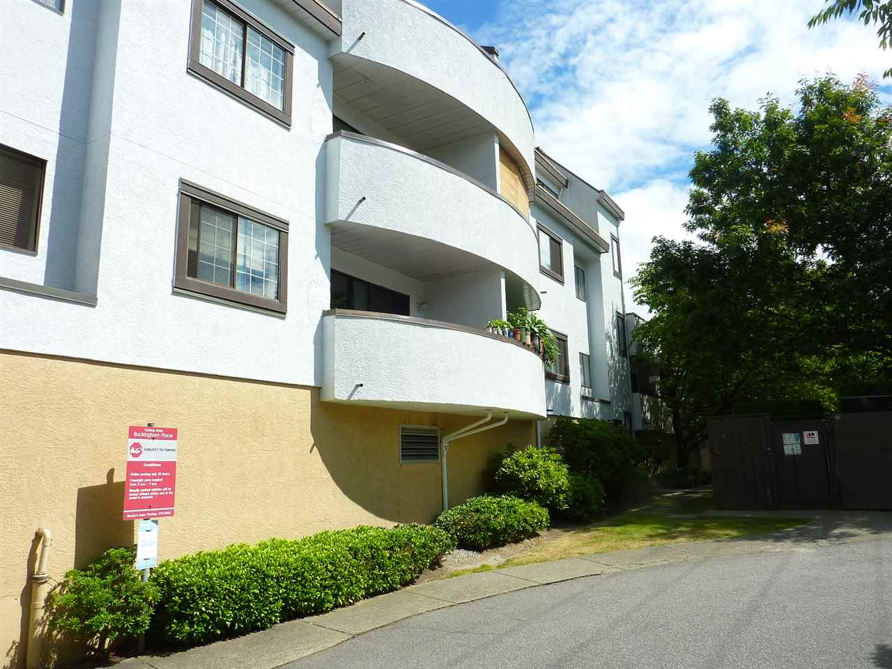 "Photo 2: 333 7480 ST. ALBANS Road in Richmond: Brighouse South Condo for sale in ""BUCKINGHAM PALACE"" : MLS® # R2199662"