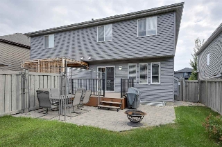 Main Photo: 3195 WHITELAW Drive in Edmonton: Zone 56 House Half Duplex for sale : MLS® # E4081370