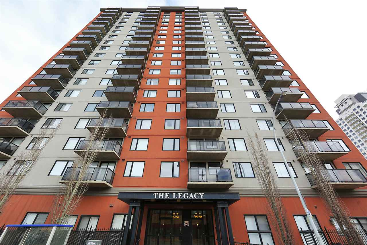 Main Photo: 402 10303 105 Street in Edmonton: Zone 12 Condo for sale : MLS® # E4083699