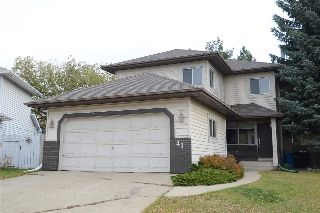 Main Photo: 41 VENTNOR Place: Sherwood Park House for sale : MLS® # E4085914