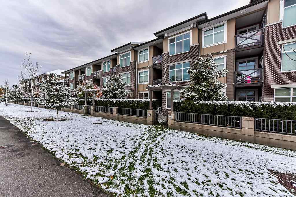 "Main Photo: 113 18818 68 Avenue in Surrey: Clayton Condo for sale in ""Calera"" (Cloverdale)  : MLS®# R2218759"
