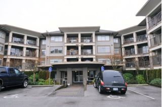 "Main Photo: 330 12248 224 Street in Maple Ridge: East Central Condo for sale in ""URBANO"" : MLS®# R2238384"