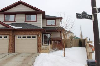 Main Photo:  in Edmonton: Zone 14 House Half Duplex for sale : MLS® # E4100830