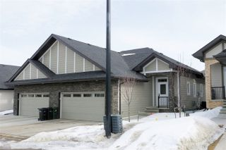 Main Photo: 7 Signature Cove: Sherwood Park House Half Duplex for sale : MLS® # E4101070