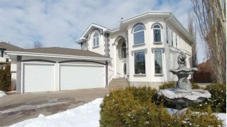 Main Photo: 721 HOLLINGSWORTH Green NW in Edmonton: Zone 14 House for sale : MLS®# E4104047