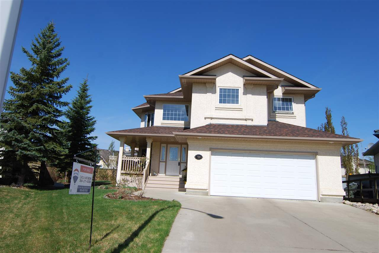 Main Photo: 720 Butterworth Drive NW in Edmonton: Zone 14 House for sale : MLS®# E4110634