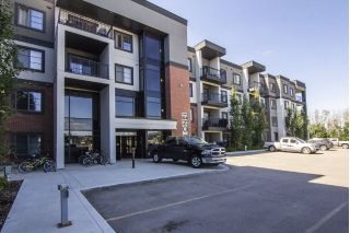 Main Photo: 414 1144 ADAMSON Drive in Edmonton: Zone 55 Condo for sale : MLS®# E4117095
