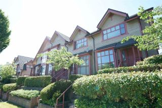 Main Photo: 4843 DUCHESS Street in Vancouver: Collingwood VE Townhouse for sale (Vancouver East)  : MLS®# R2291423