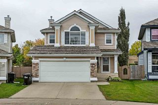 Main Photo: 100 NEWCASTLE Crescent: Sherwood Park House for sale : MLS®# E4128725