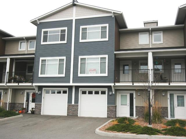 Main Photo: 4 1711 COPPERHEAD DRIVE in : Pineview Valley Townhouse for sale (Kamloops)  : MLS®# 148413