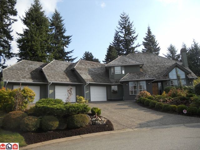 "Main Photo: 2270 131A Street in Surrey: Elgin Chantrell House for sale in ""Huntington Park"" (South Surrey White Rock)  : MLS(r) # F1126466"