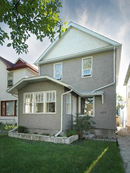 Main Photo: 554 BEVERLEY ST in Winnipeg: Residential for sale (West End)  : MLS® # 1014472