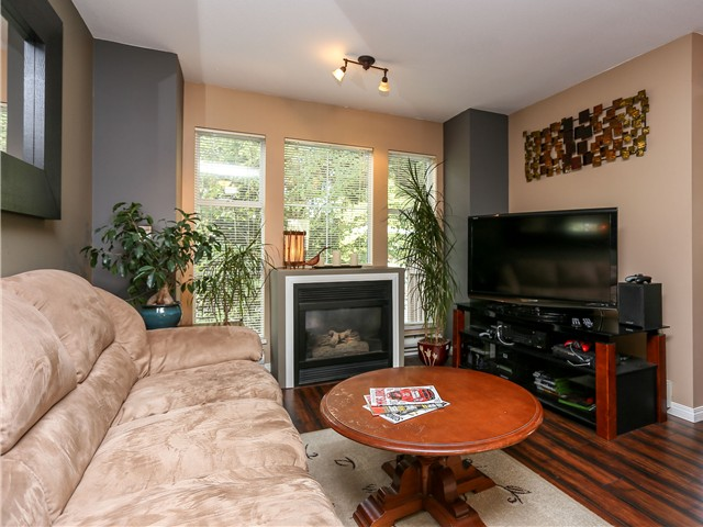 "Photo 3: 5 12188 HARRIS Road in Pitt Meadows: Central Meadows Townhouse for sale in ""WATERFORD PLACE"" : MLS(r) # V1029394"