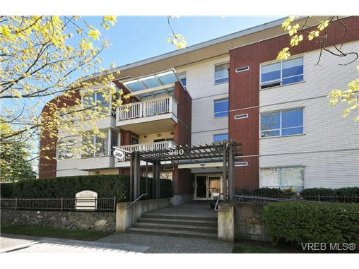 Main Photo: 105 380 Waterfront Crescent in VICTORIA: Vi Rock Bay Condo Apartment for sale (Victoria)  : MLS® # 344092