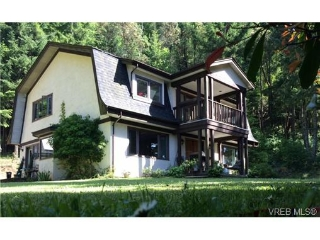 Main Photo: Charming Tudor Country House, real estate, bc, ssi, saltspringisland, salt spring island, gulfislands, gulf islands