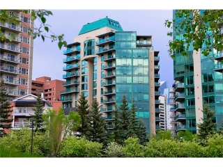 Main Photo: 601 801 2 Avenue SW in Calgary: Eau Claire Condo for sale : MLS® # C4042372