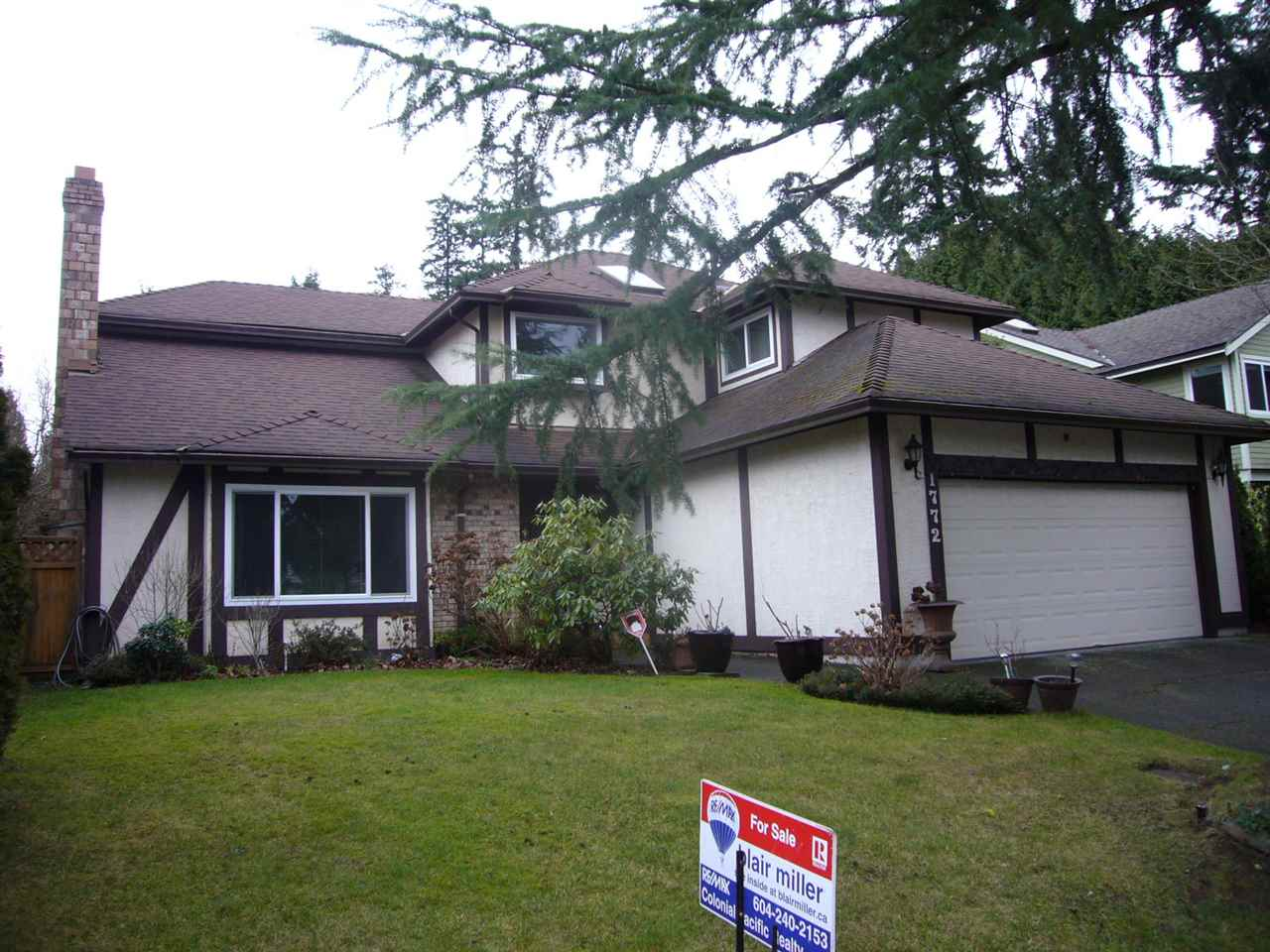 "Main Photo: 1772 SOUTHMERE Crescent in Surrey: Sunnyside Park Surrey House for sale in ""Southmere"" (South Surrey White Rock)  : MLS® # R2025783"