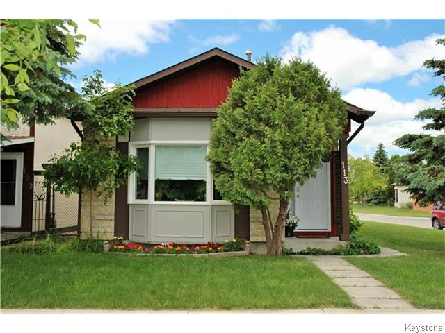 Main Photo: 113 Egesz Street in WINNIPEG: Maples / Tyndall Park Residential for sale (North West Winnipeg)  : MLS® # 1601601