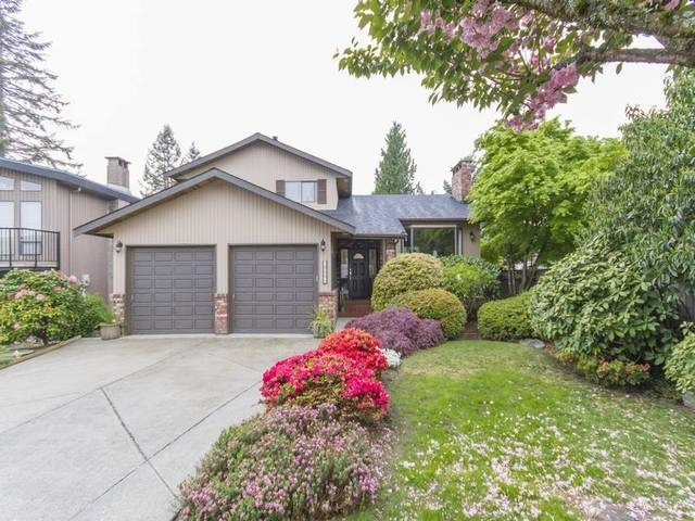 Main Photo: 880 MERRITT Street in Coquitlam: Harbour Chines House for sale : MLS® # R2060840