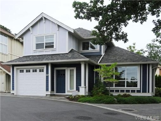 Main Photo: 12 4583 Wilkinson Road in VICTORIA: SW Royal Oak Single Family Detached for sale (Saanich West)  : MLS(r) # 365639