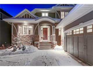Main Photo: 46 WEXFORD Crescent SW in Calgary: West Springs House for sale : MLS(r) # C4094336