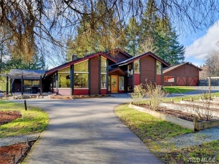 Main Photo: 1466 Tatlow Road in NORTH SAANICH: NS Lands End Single Family Detached for sale (North Saanich)  : MLS®# 374504