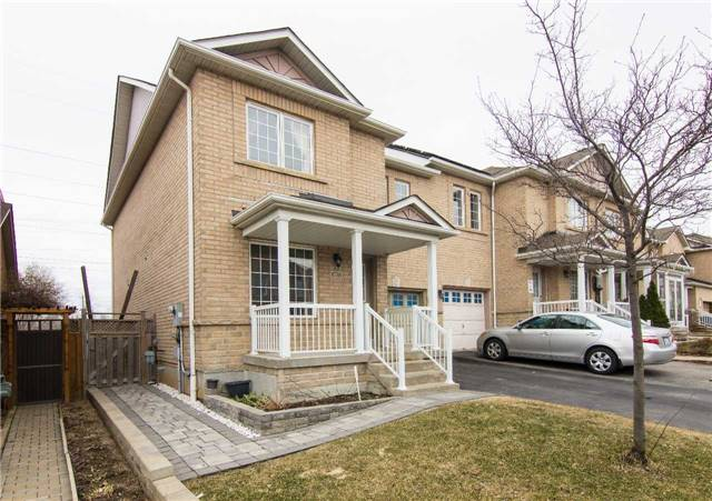 Main Photo: 4738 James Austin Drive in Mississauga: Hurontario House (2-Storey) for sale : MLS® # W3725752