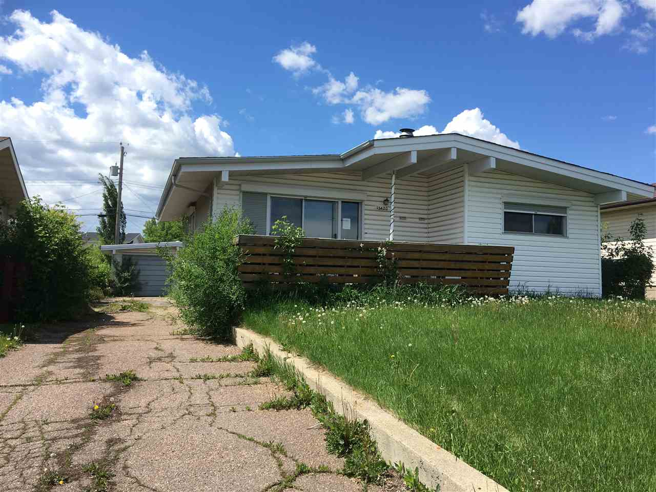 Main Photo: 13420 116 Street in Edmonton: Zone 01 House for sale : MLS(r) # E4059870
