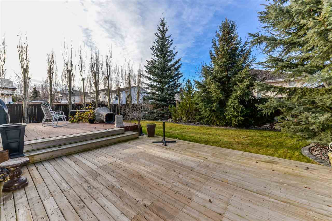 Photo 26: 272 NOTTINGHAM Boulevard: Sherwood Park House for sale : MLS® # E4064586