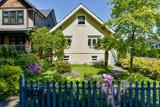 Main Photo: 2807 W 12TH Avenue in Vancouver: Kitsilano House for sale (Vancouver West)  : MLS(r) # R2169013