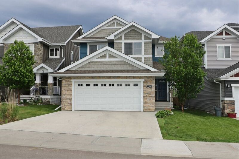 Main Photo: 2307 SPARROW Crescent in Edmonton: Zone 59 House for sale : MLS(r) # E4069252
