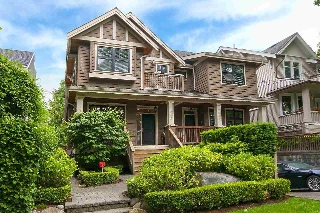 Main Photo: 2349 W 8TH Avenue in Vancouver: Kitsilano House 1/2 Duplex for sale (Vancouver West)  : MLS(r) # R2180429