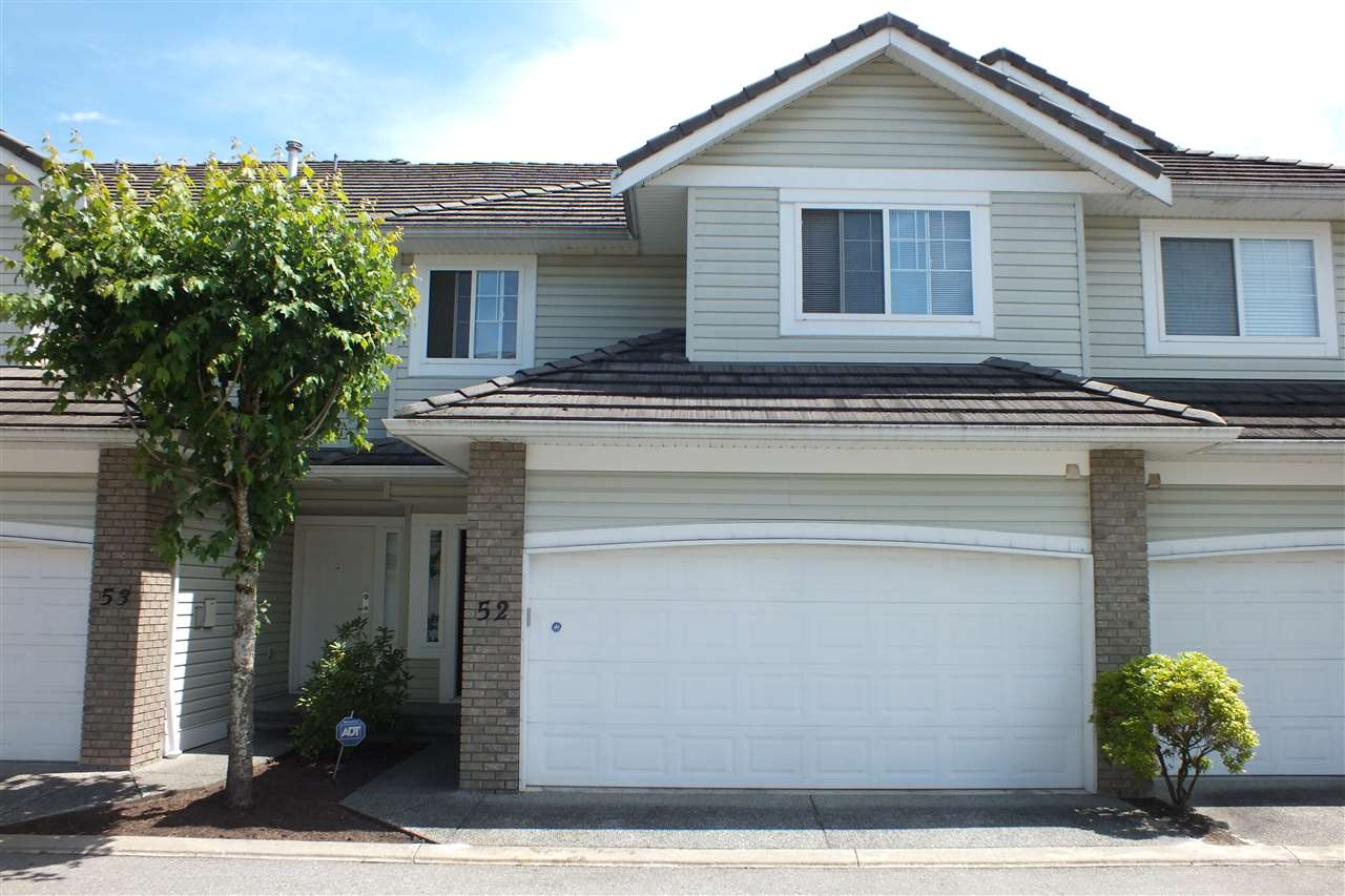 "Main Photo: 52 1290 AMAZON Drive in Port Coquitlam: Riverwood Townhouse for sale in ""CALLAWAY GREEN"" : MLS(r) # R2181749"