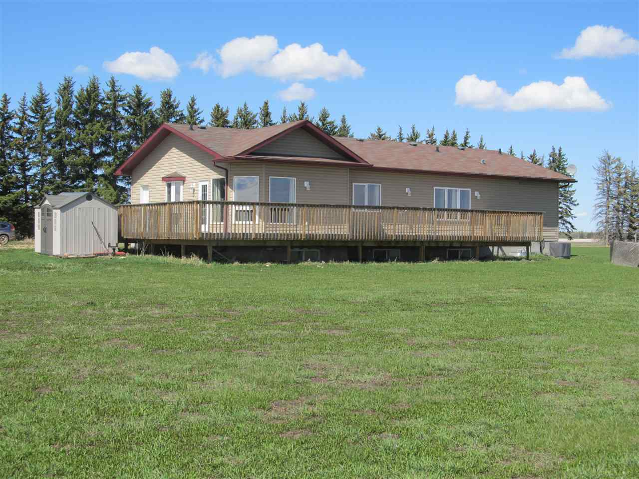 Main Photo: 58303 RR 263: Rural Westlock County House for sale : MLS® # E4072279