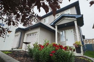 Main Photo: 3999 MCMULLEN Green in Edmonton: Zone 55 House Half Duplex for sale : MLS® # E4073838