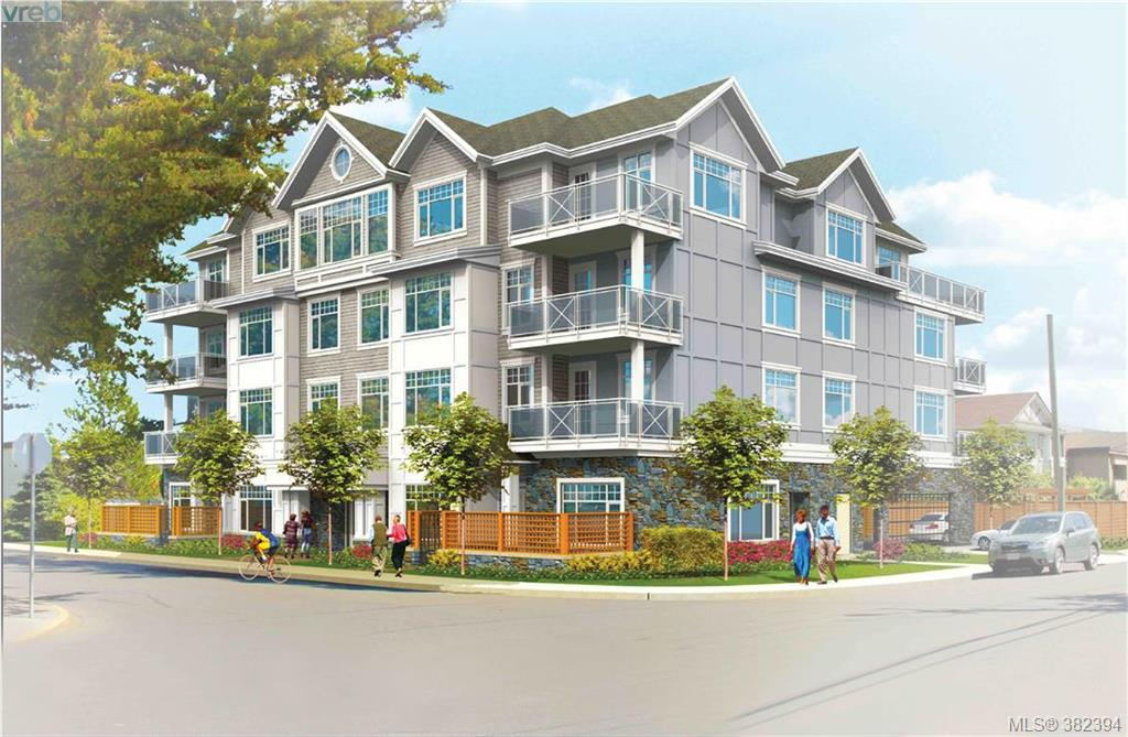 Main Photo: 302 2475 Mt. Baker Avenue in NORTH SAANICH: Si Sidney North-East Condo Apartment for sale (Sidney)  : MLS® # 382394