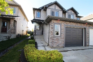 Main Photo: 21219 94 Avenue in Edmonton: Zone 58 House Half Duplex for sale : MLS® # E4082083
