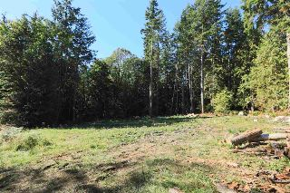Main Photo: LOT 1 MARGARET Road: Roberts Creek Home for sale (Sunshine Coast)  : MLS® # R2212762