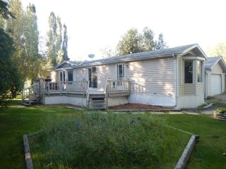 Main Photo: 66 Birchwood Country Condos: Rural Brazeau County Manufactured Home for sale : MLS® # E4088168