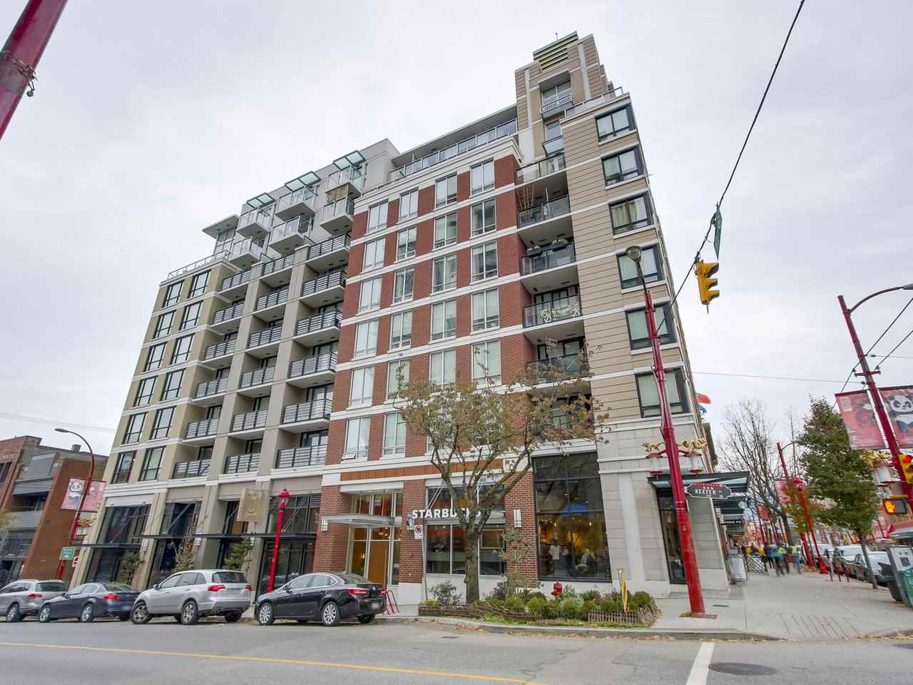 Main Photo: 510 189 KEEFER STREET in Vancouver: Downtown VE Condo for sale (Vancouver East)  : MLS® # R2220669